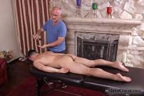 Guy Jones Massaged from Jake Cruise