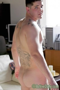 Amateur Stud Hurley from Active Duty
