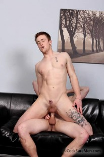 Riley And Rick Fuck from Cocksure Men