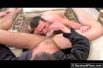 Alec And Max Raw from Bareback Place