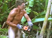 Brock Jerks Off from Island Studs