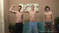 Str8 Jocks Stroken from Broke Straight Boys