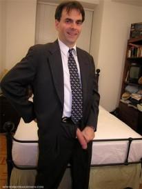 Wall Street Warrior Matt from New York Straight Men