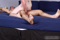 Riley And Logan Fuck from Cocksure Men
