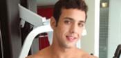 Gym Jock Raffaele from Lucas Kazan