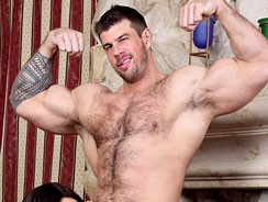 Zeb Atlas from Straight Guys For Gay Eyes