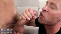 Sucking Trevor Grant from Suck Off Guys