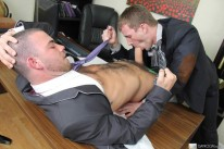 Fucking Cameron Adams from Office Cock