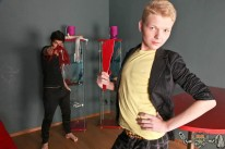 Spanked Twink from Red Ass Twinks