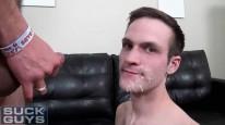 Bullseye Facial from Suck Off Guys