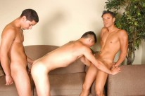 Fucking Aj from His First Gay Sex