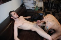 Kyle And Andrew from Dirty Boy Video