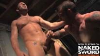 Brutal from Naked Sword