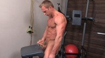 Luke Jerks Off from Sean Cody