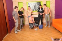 Party Boy Orgy from Crazy Party Boys