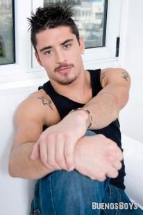 Latino Hunk Angelo from Buenos Boys