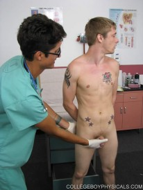 Ryans Examination from College Boy Physicals