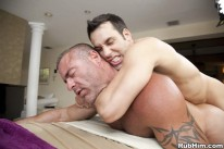 Trace Gets Fucked from Rub Him