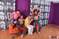 Bare Party Boys from Crazy Party Boys
