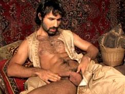 Aybars Jacks Off from Naked Sword
