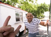 Jordano Fucks Joey from Bait Bus