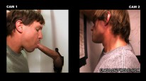 Sucking Lucas from Unglory Hole