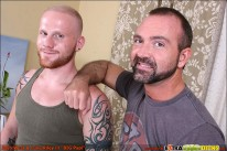 Josh And Luke Fuck from Extra Big Dicks