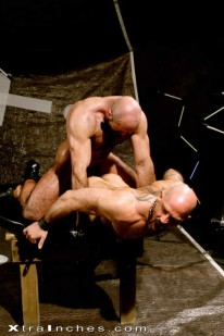 Shane And Xerxes from Xtra Inches