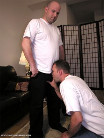 Blue Collar Bj from New York Straight Men