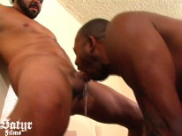 Cum Filled Man Holes from Satyr Films