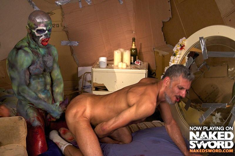 Zombie gay Porr