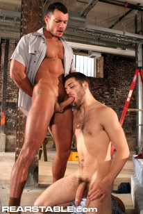 Tommy And Angelo from Raging Stallion