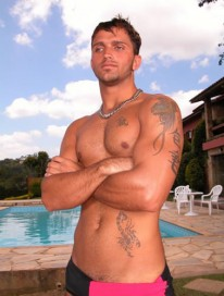 Hunky Jorge from Sex Gaymes