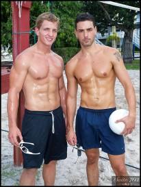 Jeremy And Landon from Hot Jocks Nice Cocks