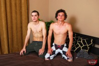 Rocco And Bobby from Broke Straight Boys