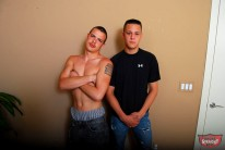 Jamie And Jason from Broke Straight Boys