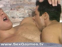 Michel And Cameron from Sex Gaymes