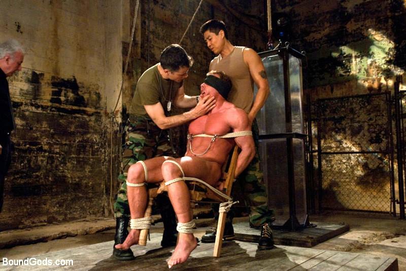 Interrogating Derek Pain From Bound Gods