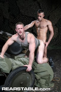 Sami And Paul from Raging Stallion