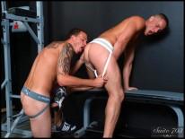 Brad Star And Cliff from Hot Jocks Nice Cocks
