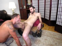 Dougs Blow Job from New York Straight Men