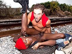 Mathew Mcconaugay Rail from Thug Hunter