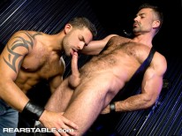 Bruno And Pistol Pete from Raging Stallion