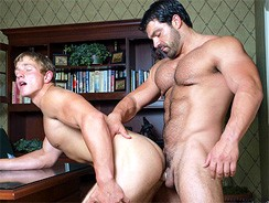 Landon And Vince from Men Hard At Work