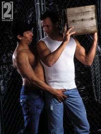 Alex And Jesse from Men Machine