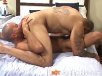 Antonio Juan Jacob from Hot Barebacking