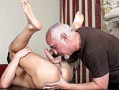 Joey Soto Massaged from Jake Cruise