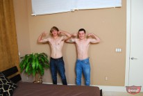 Kevin And Mark from Broke Straight Boys
