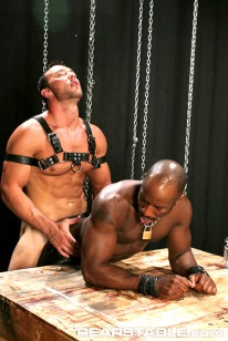 Jason And Race from Raging Stallion