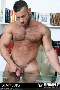 Gianluigi from Men At Play